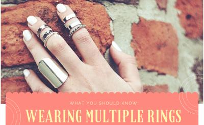 Wearing Multiple Rings