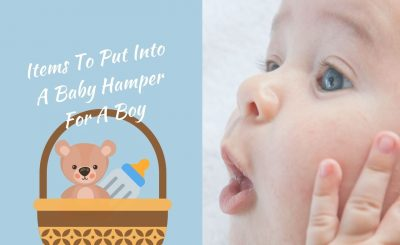Baby Hampers For Boys