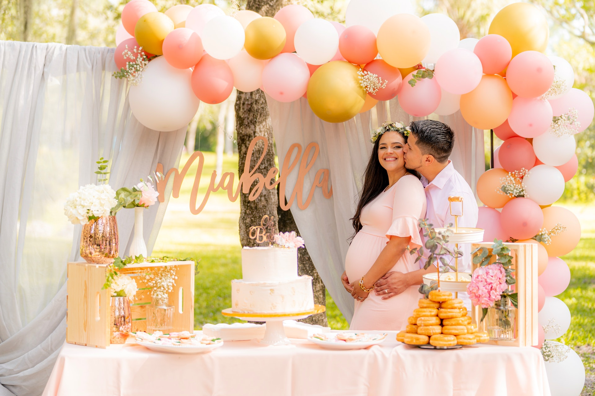 What Happens During A Baby Shower?