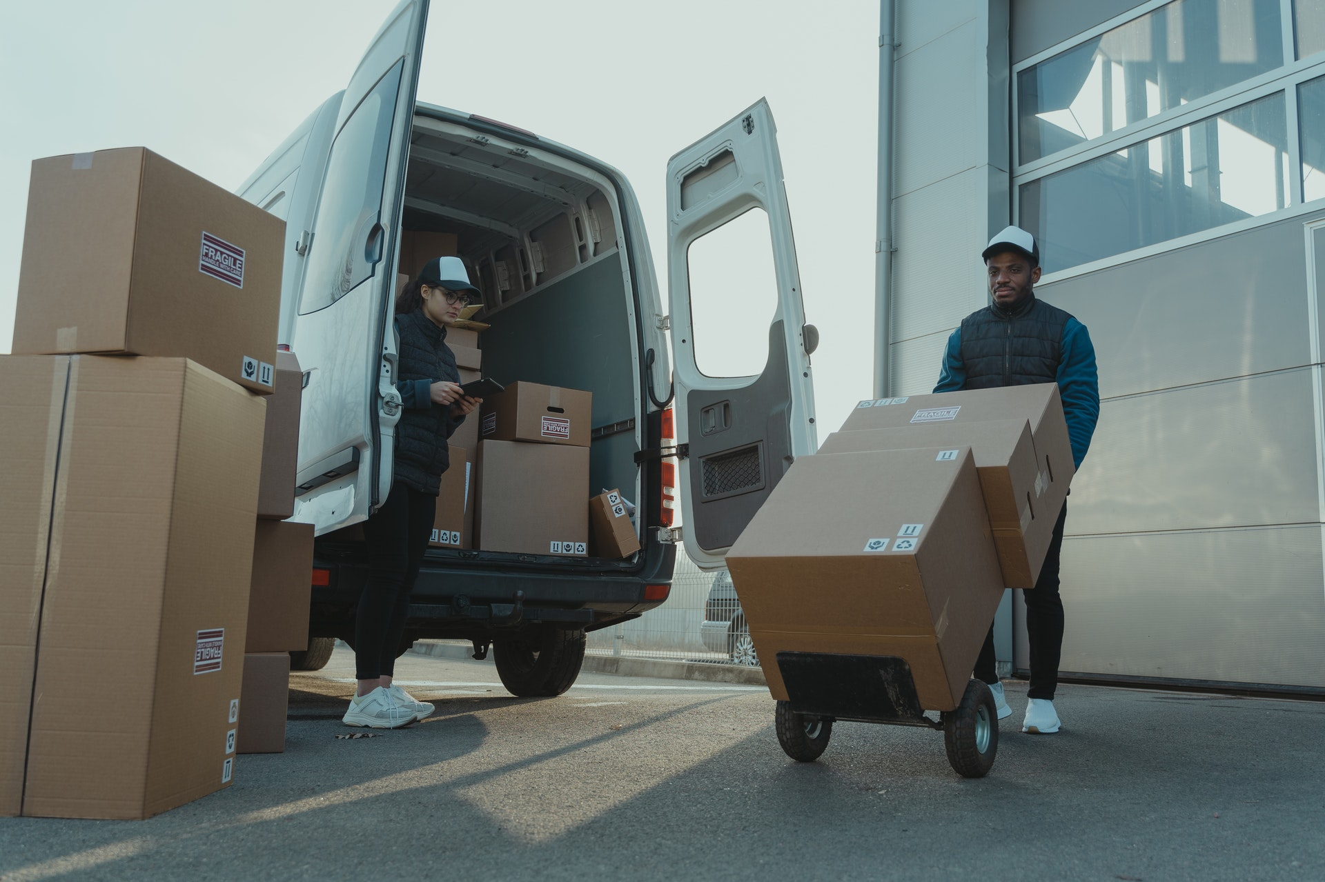 Getting The Most Out Of A Courier Service For Your Business